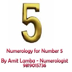 Number 5 Archives - Best Numerologist in Mumbai Bombay