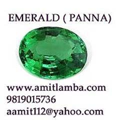 Emerald Gemstone  is an extremely precious gemstone.