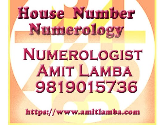 NUMEROLOGY . What Your House Number Means