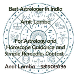 Amit Lamba  Best Astrologer in Mumbai INDIA .